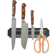 bloc couteau cuisine forte magnétique porte couteau reste plateau pour la cuisine pub