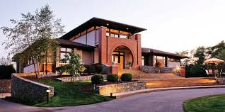 frank lloyd wright inspired home with lush landscaping mesmerizing frank lloyd wright inspiration pictures best ideas