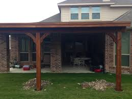 Patio Covers Seattle Custom Patio Cover In Mckinney Hundt Patio Covers