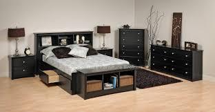Beautiful Black Bedroom Sets Pictures Room Design Ideas - Dark wood queen bedroom sets