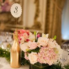 gold wine bottle table numbers 19 best table numbers images on pinterest wedding tables wedding