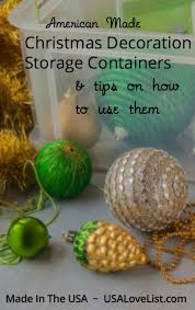 Decoration Storage Containers American Made Decoration Storage Containers Tips On How