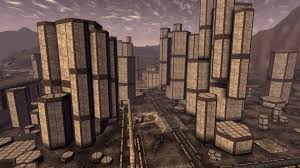 Fallout New Vegas Map With All Locations by X 66 Hexcrete Archipelago Fallout Wiki Fandom Powered By Wikia