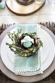Easter Decorations Big Lots by Best 25 Easter Table Settings Ideas On Pinterest Easter Table