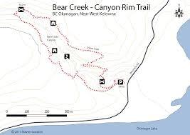 Bear Creek Trail Map Bear Creek Canyon Rim Trail Life Is Adventure Hiking In The
