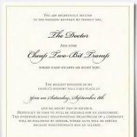 Wedding Invitation Example Wedding Text Invitation Justsingit Com