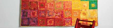 5 free quilted wall hanging patterns the quilting company