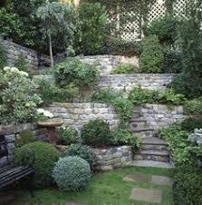 Backyard Ideas For Sloping Yards 10 Stunning Landscape Ideas For A Sloped Yard Sloped Backyard