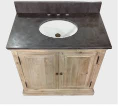 Bathroom Vanities 36 Inches Legion 36 Inch Rustic Single Sink Bathroom Vanity Wk1836 Marble Top