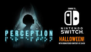 Echolocation For The Blind Perception Brings Blind Horror And Remastered Content To The