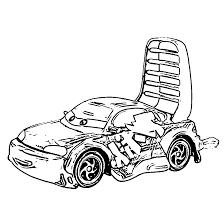 disney pixar cars 2 character coloring wecoloringpage