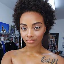 hairstyles short afro hair 25 new afro hairstyles 2017 short hairstyles 2017 2018 most