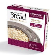 communion cracker soft communion bread 9780805470864 christianbook