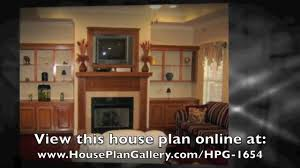3 bedroom house plans hpg 1654 1 by house plan gallery youtube