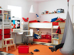 Mini Bunk Beds Ikea Awesome Bunk Beds With Desk Ikea 30 For Modern Home Inside