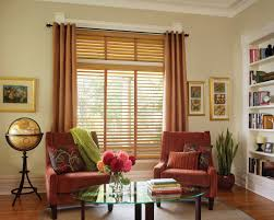 Living Room Curtains Traditional Bedroom Comfortable Gray Ottoman With Cozy Berber Carpet And