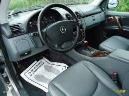 1999 mercedes ml 430 black interior 1999 mercedes ml 430 4matic photo 52854456
