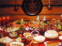 recettes cuisine noel buffet de noël norvège recettes de cuisine