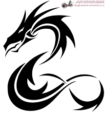 tribal stag tattoo tribal dragon phoneix circle tattoo design tattoes idea 2015