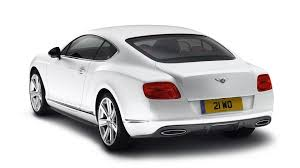 bentley continental 24 the cars bentley continental gt gets the mulliner styling treatment