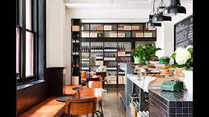 romantic interior design ideas for cafe shop