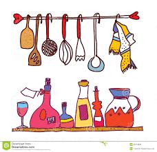 kitchen utensils clipart many interesting cliparts