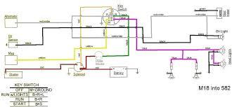 kohler engine ignition wiring diagram wiring diagram and