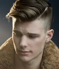haircuts for hair shoter on the sides than in the back short hairstyles for fine hair undercut men 4 jpg 336 392 pixels