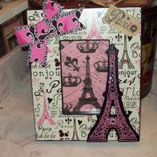 Paris Home Decor Accessories Pink Paris Decor Beautiful Pink Decoration