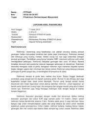 contoh laporan wawancara pedagang bakso 1526414092 v 1