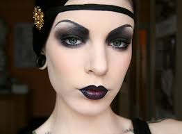 goth makeup is easy to apply if you know the basics many people like to dress up in the gothic style which is not possible until and unless you can apply