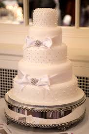 wedding cakes ideas wedding cake with bows wedding ideas for you