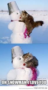 Funny Snow Meme - oh snowman