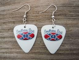 rebel earrings 101 best rebels images on rebel flags southern pride