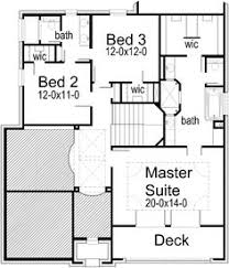 Jack And Jill Bathroom Plans Loving This Floor Plan For The Bedrooms 2 And 3 Adjoining