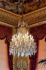 From A Chandelier This Is A Chandelier From The 1600s I Was Curious To See What A