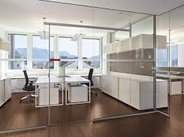 bureau vitre cloison amovible de bureau en verre cloison amovible vitrée rg by