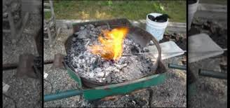 Backyard Blacksmithing How To Create A Blacksmith Forge In Your Backyard Easily