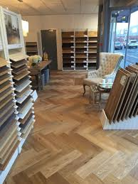 Laminate Flooring 15mm Richmond Engineered Herringbone Click Parquet Oak 148mm X 15mm