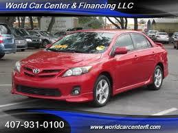 toyota car center car center financing llc used cars kissimmee fl dealer