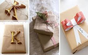 brown paper wrapping brown paper packages up with everything including string