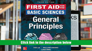 download first aid for the basic sciences general principles