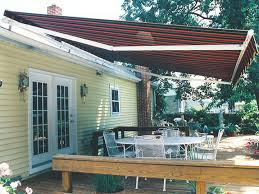 Patios And Awnings Sunstar Retractable Awnings Retractable Deck U0026 Patio Awnings
