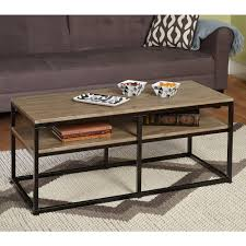 simple living piazza coffee table by simple living simple living