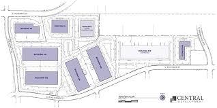 building site plan site plan encompass business park