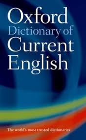 Oxford Dictionary Oxford Dictionary Of Current Oxford Press