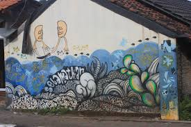 Urban Art Style - photo of the week 12 street art indonesian style mad to travel
