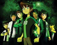 24x36 ben 10 alien force omnitrix tv poster print cartoons