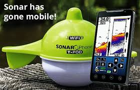android finder sonarphone turns your android device into a fully functional sonar