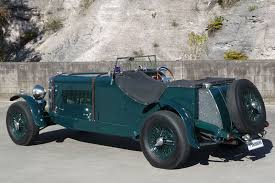 vintage bentley coupe 4 1 2 litre blown bentley replica auctions lot 17 shannons
